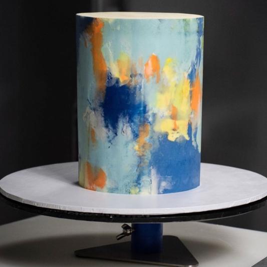 Jadalny barwnik olejowy Colour Mill - Orange 20 ml
