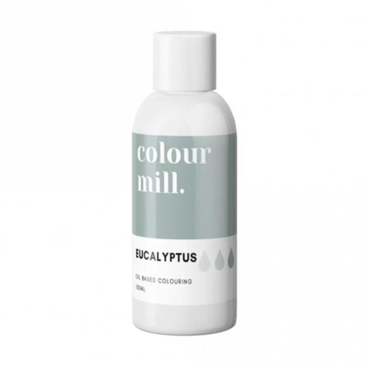 Jadalny barwnik olejowy Colour Mill - Eucalyptus 100 ml