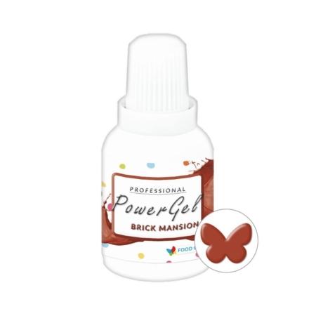 Barwnik w żelu Power Gel - Crimson Wine - Karminowy 20 g