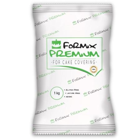 Formix Premium - masa cukrowa 1 kg - smak migdałowy