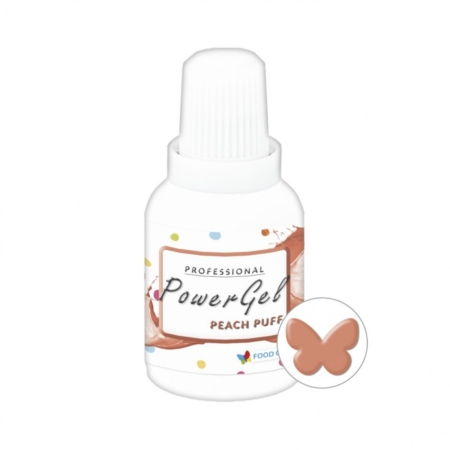 Barwnik w żelu Power Gel - Peach Puff - Brzoskwiniowy 20 g