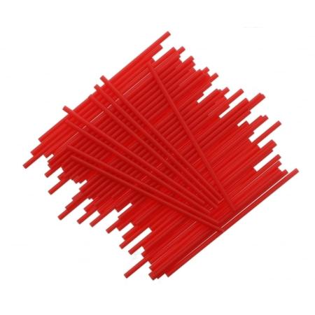 Patyczki do Lizaków Czerwone 152 mm