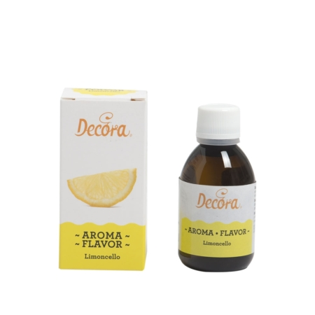 Aromat spożywczy w płynie Cytrynowy 50 g - Decora