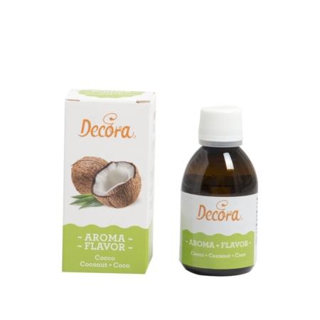 Aromat spożywczy w płynie Kokosowy 50 g - Decora