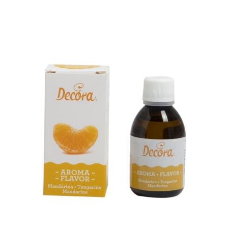Aromat spożywczy w płynie Mandarynkowy 50 g - Decora