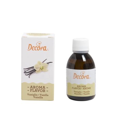 Aromat spożywczy w płynie Waniliowy 50 g - Decora