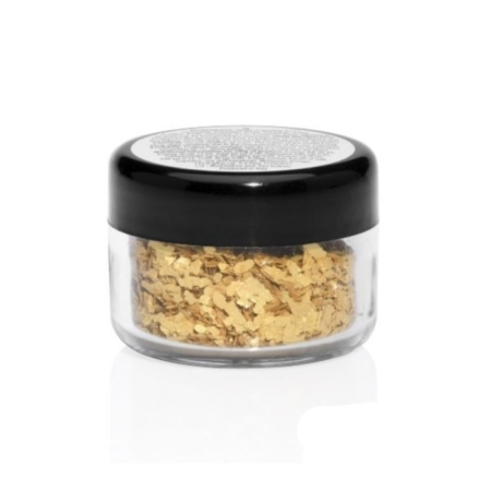 Jadalny Brokat w proszku Saracino GOLD Glitter 3g
