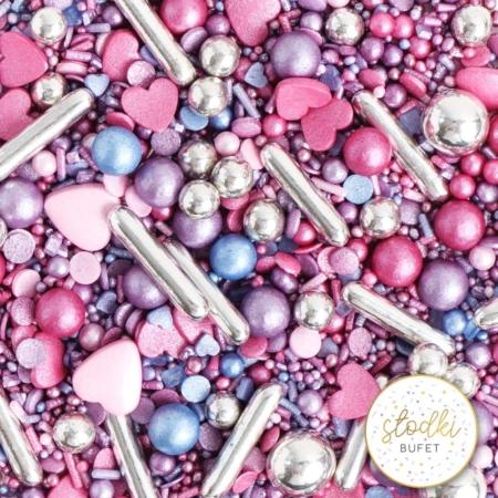 Cukrowa Posypka Bad Romance - 90 g - Słodki Bufet