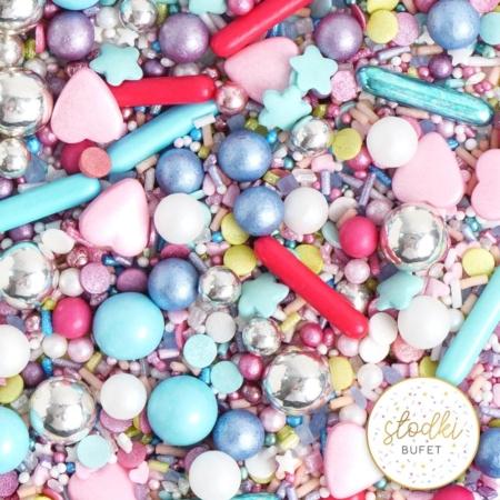 Cukrowa Posypka Candy Shop - 90 g - Słodki Bufet