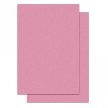 Papier waflowy A4 Różowy - 12 szt.