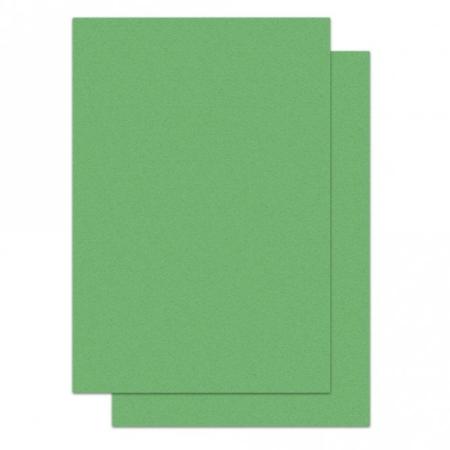 Papier waflowy A4 Zielony - 12 szt.