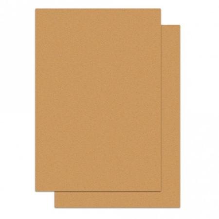Papier waflowy do druku A4 Pomarańczowy - zestaw 12 szt.