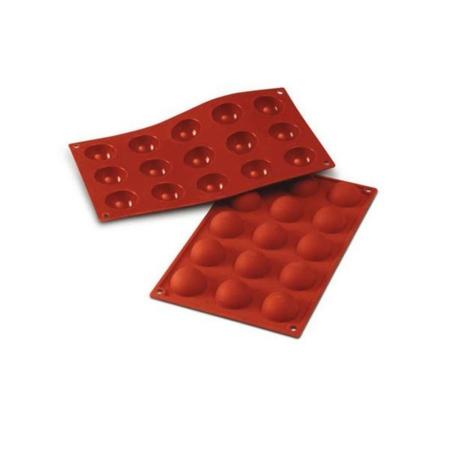 Forma silikonowa Półkule śr. 40 mm - Silikomart