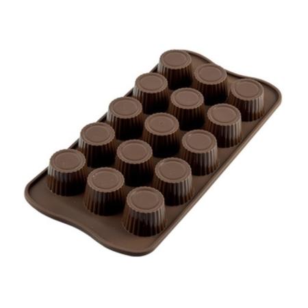 Forma silikonowa do czekoladek i pralin PRALINE - Silikomart
