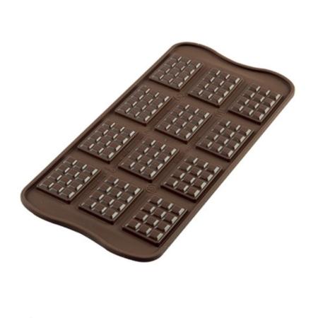 Forma silikonowa do czekoladek i pralin TABLETTE Tabliczki Czekolady