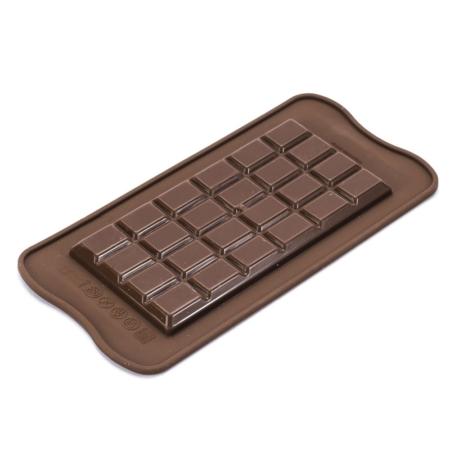 Forma silikonowa tabliczka czekolady CLASSIC CHOCO BAR