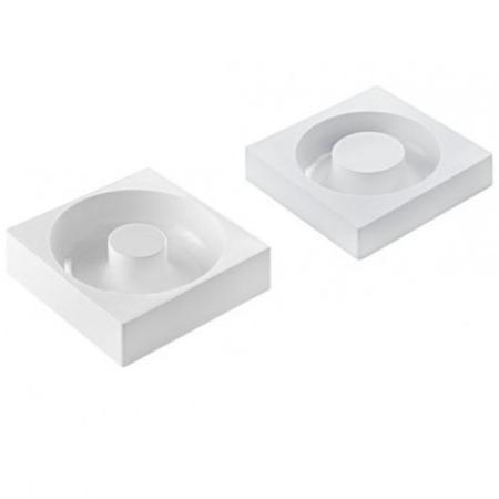 Forma silikonowa KIT LADY QUEEN - 18 i 16 cm - 2 szt. - Silikomart