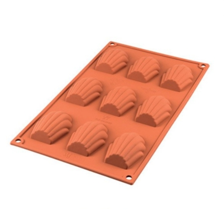 Forma silikonowa MADELEINES 68x45mm - Silikomart