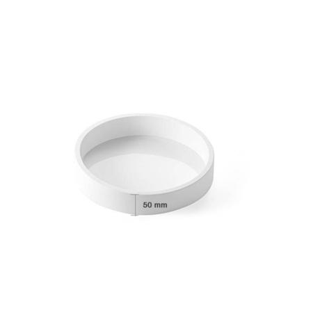 Forma silikonowa Okrągła TOR220 - śr. 22 x h5 cm - Silikomart