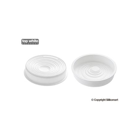 Forma silikonowa VAGUE - 20 cm - Silikomart