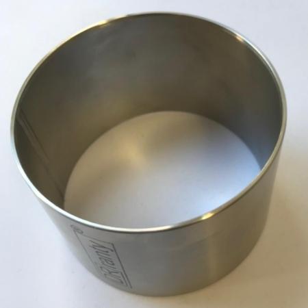 Pierścień cukierniczy do formowania monoporcji, bezy i deserów ∅ 85 mm 20 h mm - Dorosiowe Ranty